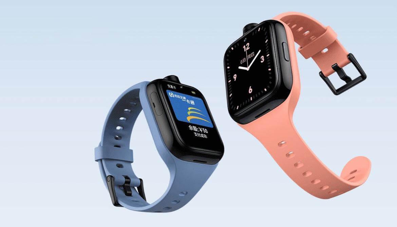 Xiaomi выпустила недорогие детские смарт-часы MiTu Kids Watch 4X (mitu children learning watch)