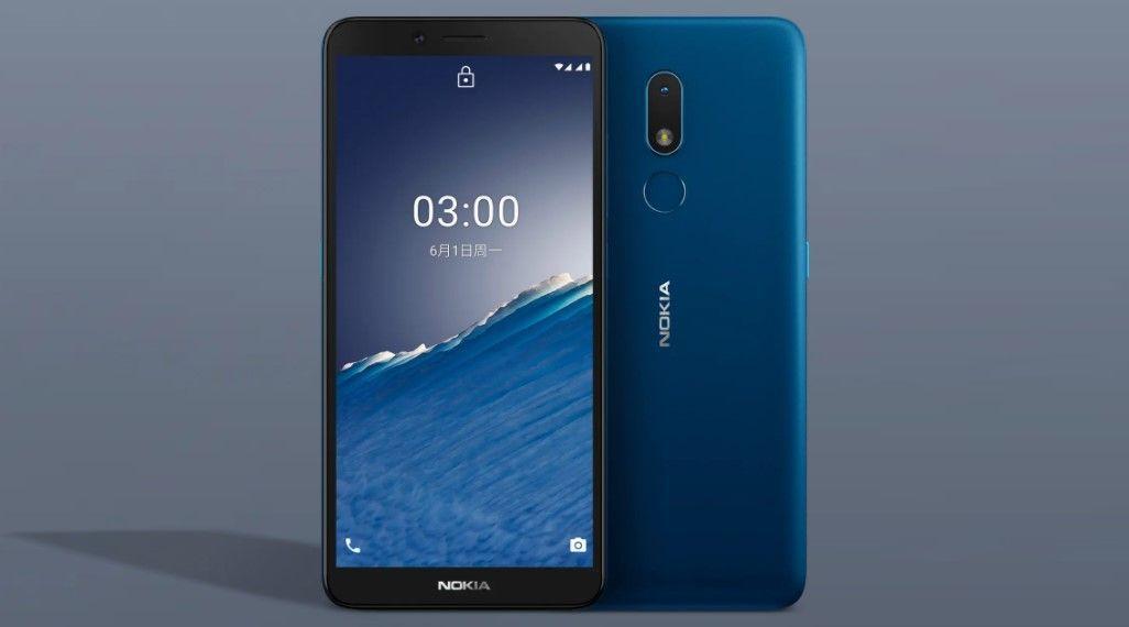 Nokia представила сразу два новых бюджетных смартфона (nokia c3 1)