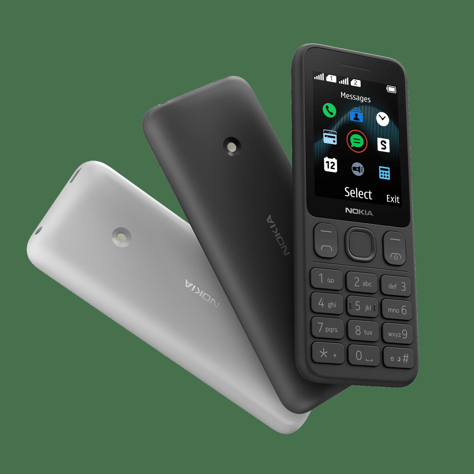 В России начались продажи телефонов Nokia 125 и Nokia 150 (nokia 125 emotional)