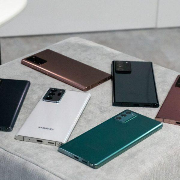 Samsung представил Galaxy Note20 и Note20 Ultra официально (note large)