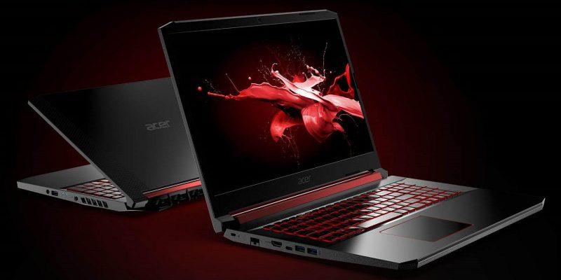 Acer представила в России новые ноутбуки для геймеров Nitro 5 (noutbuk acer nitro 5 an515 54 58tj)