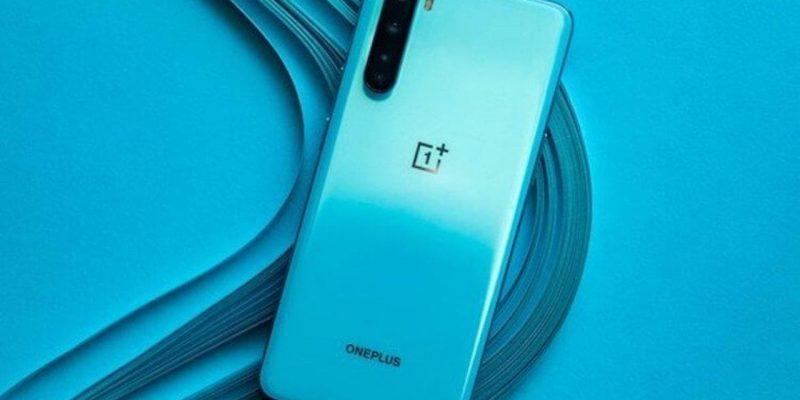 OnePlus Nord получит новый цвет (oneplus nord test drop 1280x720 1)