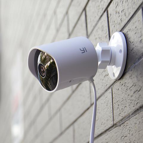 Камеры видеонаблюдения YI Technology: умные технологии для безопасности близких (outdoor 2 large)
