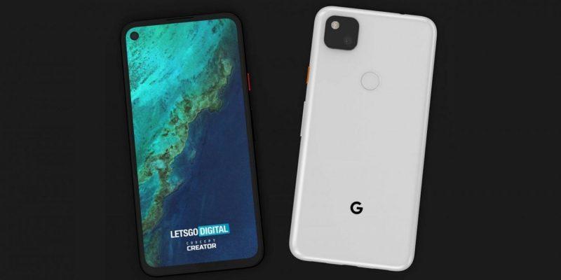 Google Pixel 4a выйдет 3 августа. Вот подробные спецификации смартфона (qqzmrga5higl)
