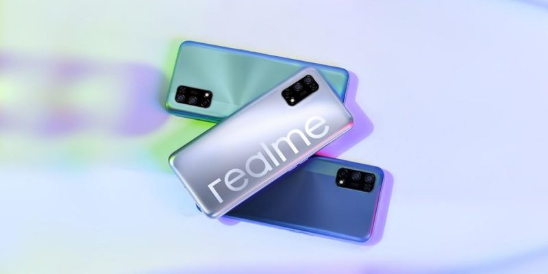 Realme создаёт самый дешёвый 5G-смартфон (realme v5 featured)