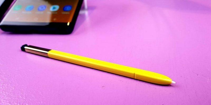 История инноваций S Pen с 2011 года (s pen 1)