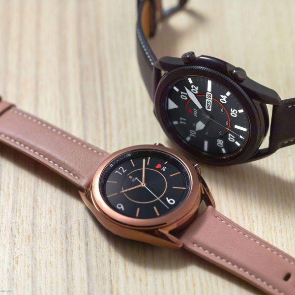 Samsung Galaxy Watch3 получили первое обновление (samsung galaxy watch 3 hands on video leaks out large large)