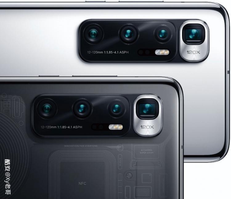 Xiaomi официально представила суперфлагман Xiaomi Mi 10 Ultra (sm.02.750)