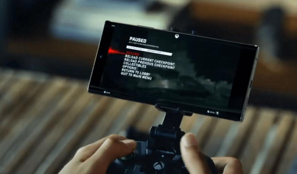 Samsung анонсировал сотрудничество с Xbox (snimok)