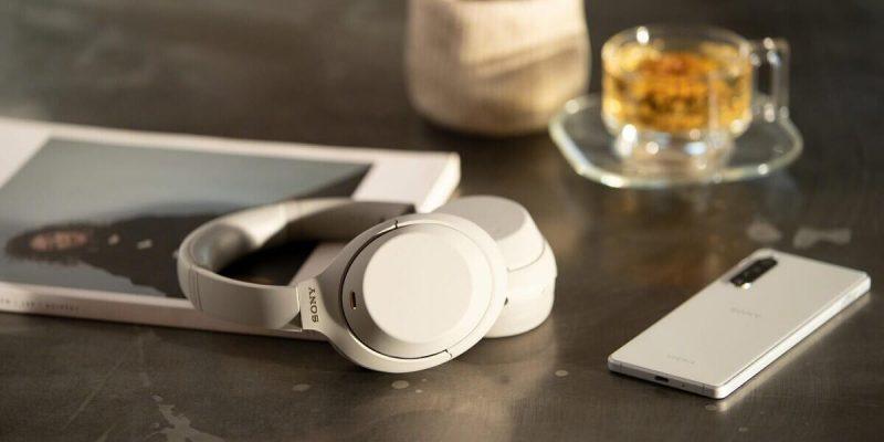 Sony выпустила наушники WH-1000XM4 с функцией активного шумоподавления (sony wh 1000xm4)