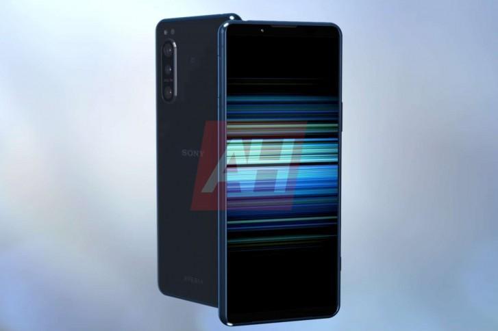 Смартфон Sony Xperia 5 II выйдет уже 17 сентября (sony xperia 5 ii renderrs 1)