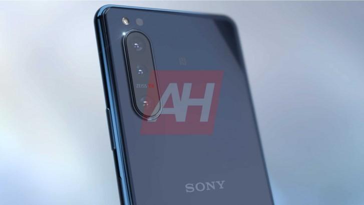 Смартфон Sony Xperia 5 II выйдет уже 17 сентября (sony xperia 5 ii renderrs 2)