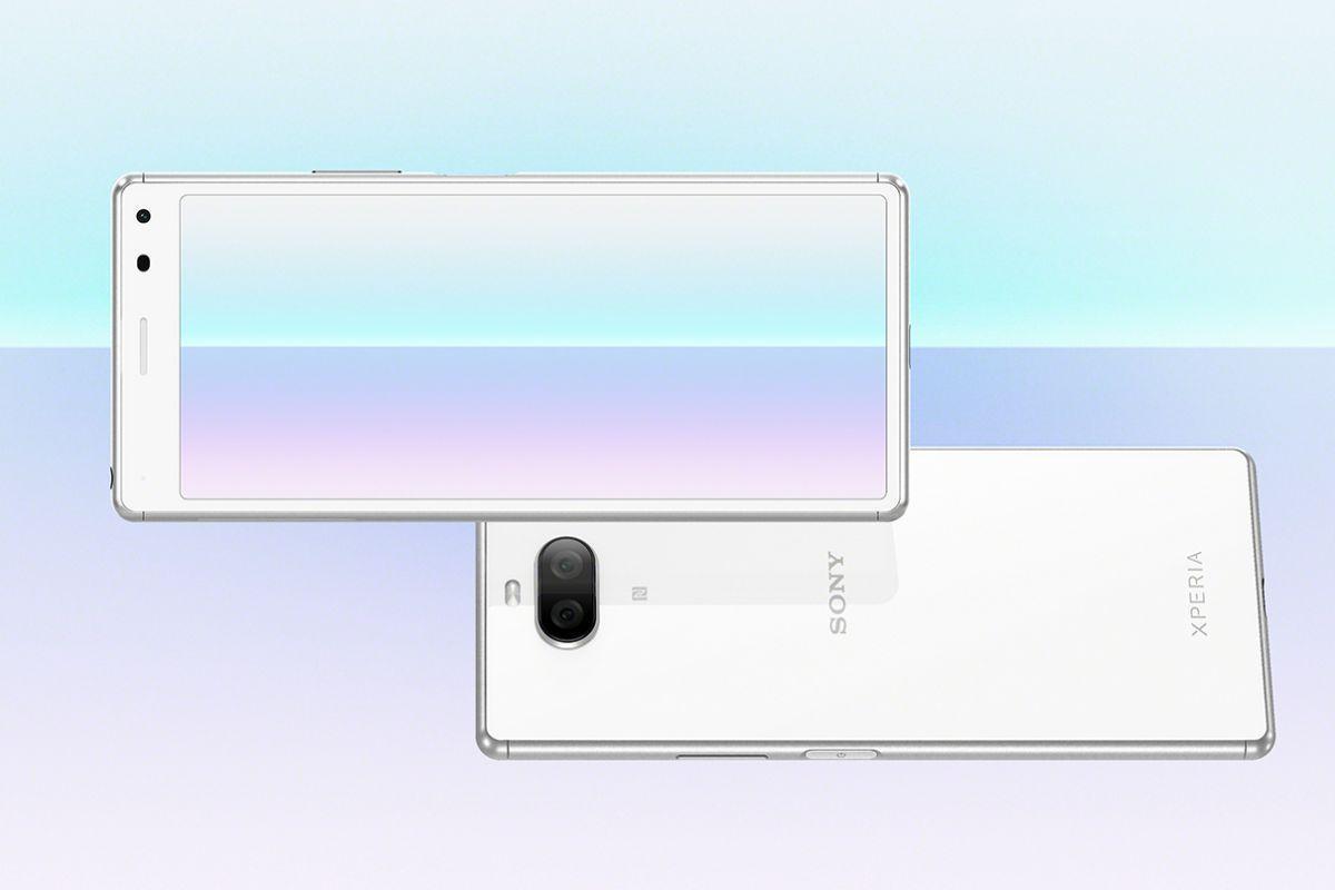 Sony представила смартфон Sony Xperia 8 Lite (sony xperia 8 lite)