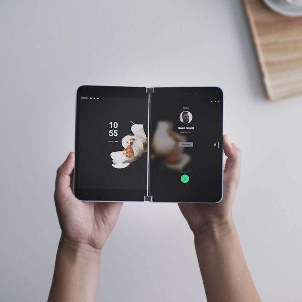 В сеть выложили качественные рендеры планшета Microsoft Surface Duo (surfaceduo 9 scaled 1)