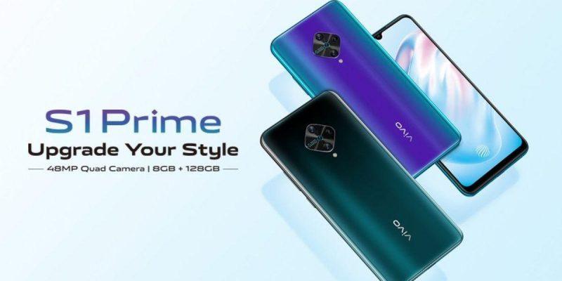 Vivo представила смартфон Vivo S1 Prime с 6,38-дюймовым дисплеем (vivo s1 prime)