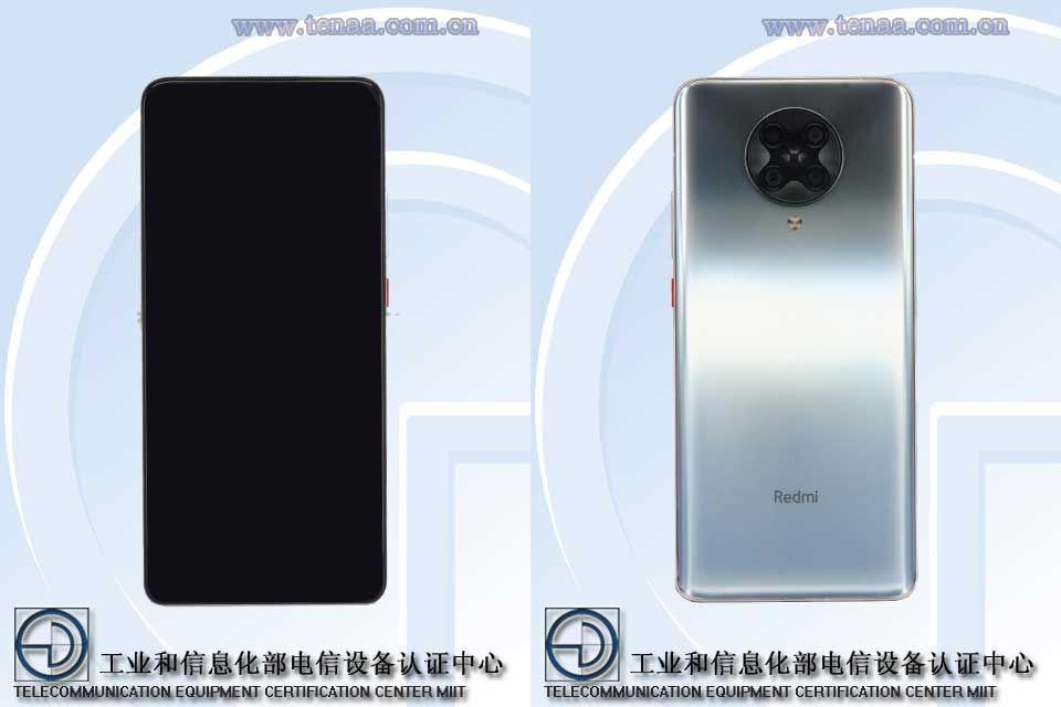 Redmi K30 Ultra получит AMOLED-дисплей 120 Гц (xiaomi m2006j10c redmi k30 ultra 5g tenaa)