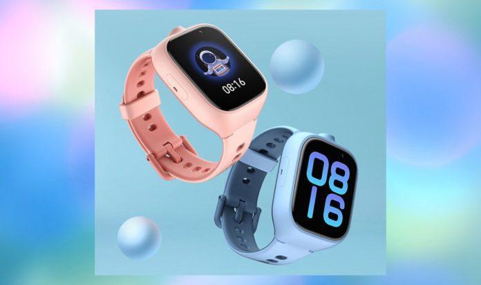Xiaomi выпустила недорогие детские смарт-часы MiTu Kids Watch 4X (xiaomi mitu kids watch 4x featured 696x413 1)