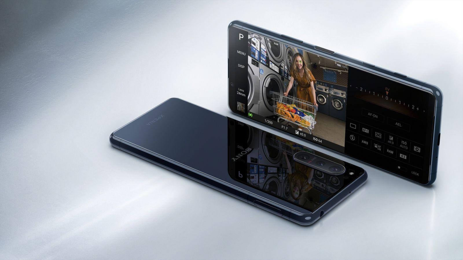 Sony выпустила компактный Xperia 5 II (1 2 1)