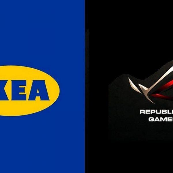IKEA вместе с ASUS создают мебель для геймеров (1 65)