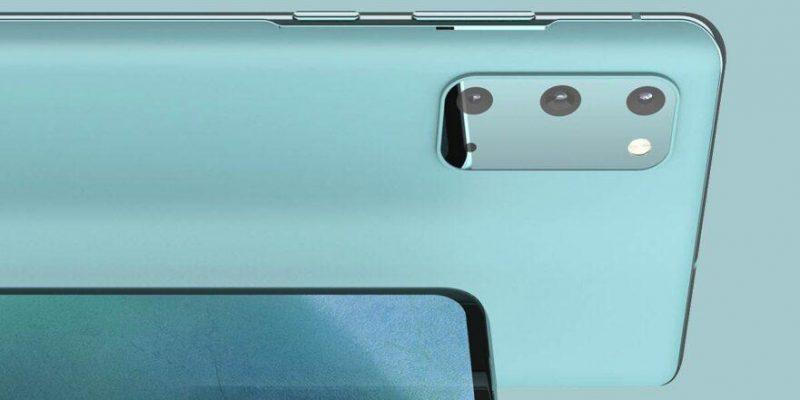 Samsung Galaxy S20 FE дебютирует 23 сентября. Вот его характеристики (1 7)