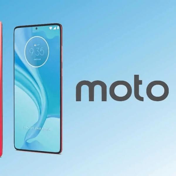 Motorola запускает продажи смартфонов moto g9 plus и motorola edge+ в России (189345 O)