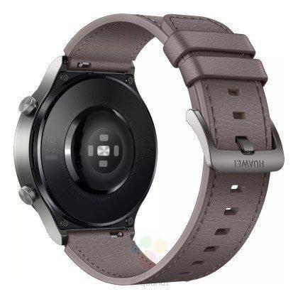 Будущие умные часы Huawei Watch GT2 Pro полностью рассекречены (2 2)