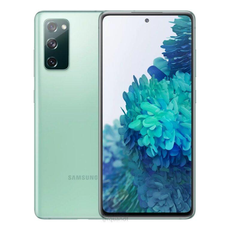 Samsung Galaxy S20 FE: характеристики и рендеры (2 3)