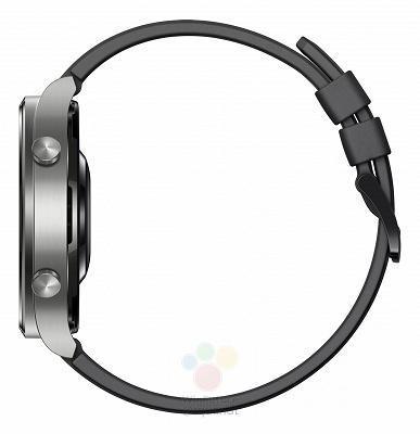 Будущие умные часы Huawei Watch GT2 Pro полностью рассекречены (3 3)