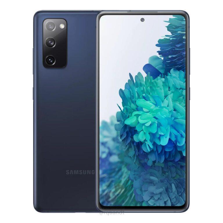 Samsung Galaxy S20 FE: характеристики и рендеры (3 4)