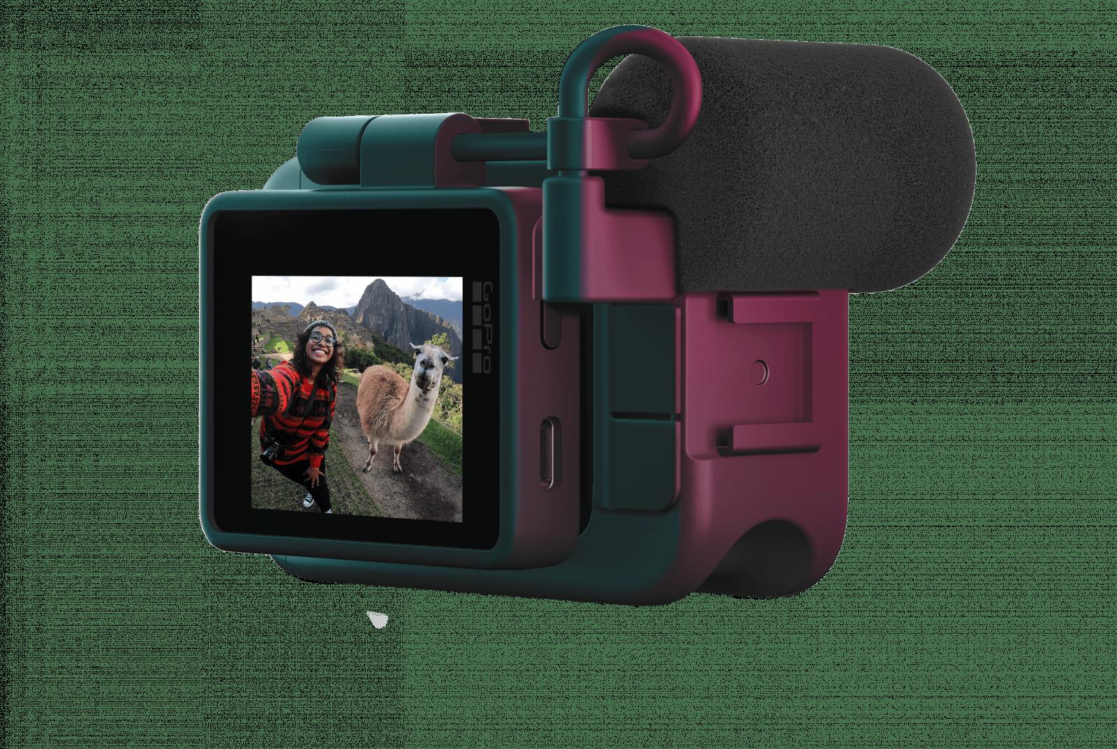 Компания GoPro представила новейшую камеру HERO9 Black (45 hero9black displaymod down image)