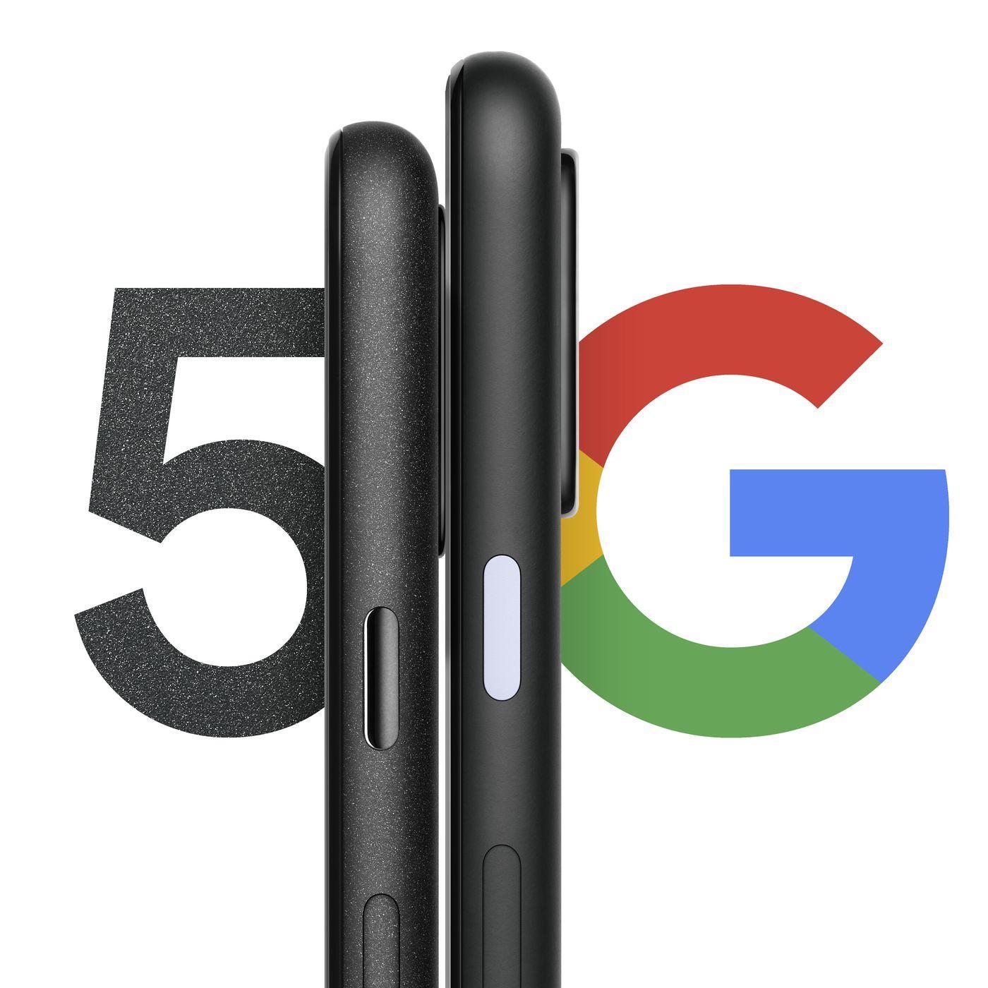 30 сентября Google выпустит Pixel 5, новый Chromecast и многое другое (5g pre announce 1)