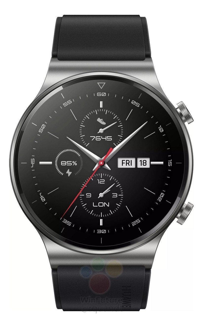 Будущие умные часы Huawei Watch GT2 Pro полностью рассекречены (6)