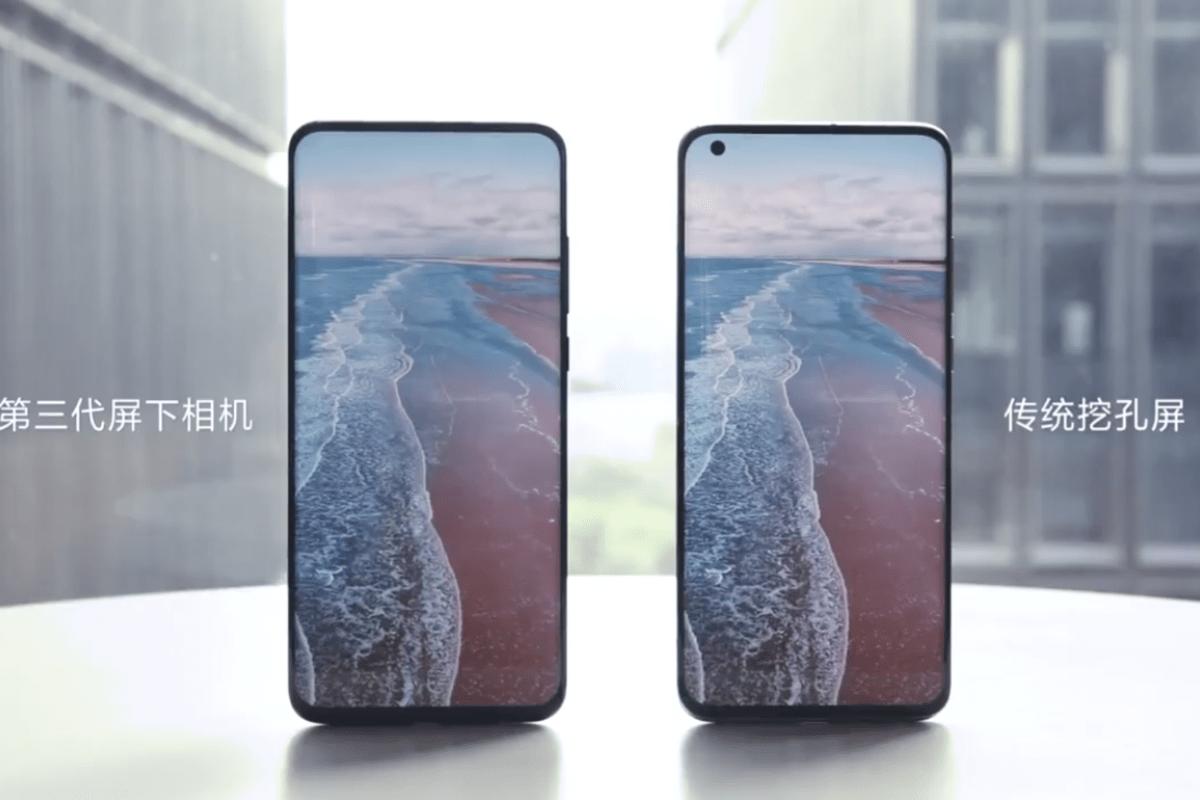 Xiaomi создаёт первый смартфон с камерой под экраном (6ce2738e e8f7 11ea 8600)