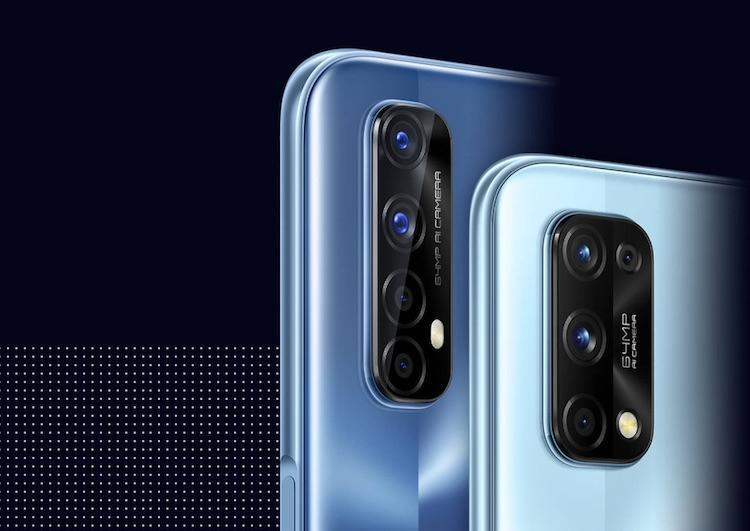 Realme добавит в линейку Realme 7 ещё два смартфона (79343279847934)