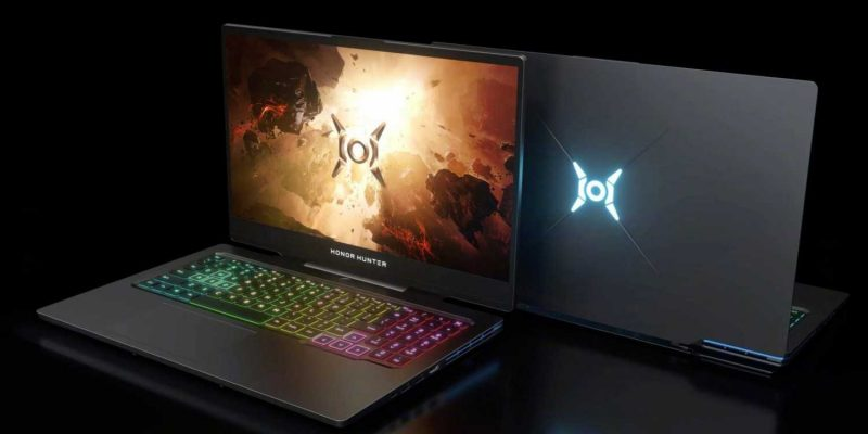 Honor представила свой первый игровой ноутбук - Honor Hunter V700 (8f6nzk3wthd7)