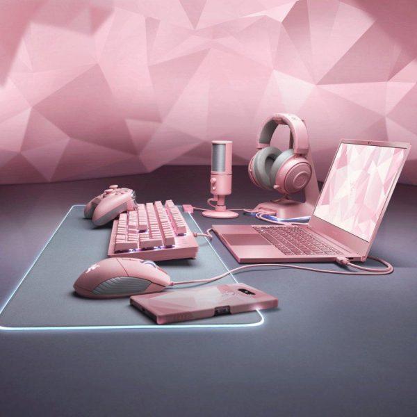 Razer выпустил несколько своих продуктов в привлекательном розовом цвете (923954 middle)