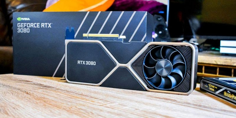 NVIDIA GeForce RTX 3080 нестабильна из-за конденсаторов (AsrPM4e3CUM9fMzcGZw6CU)
