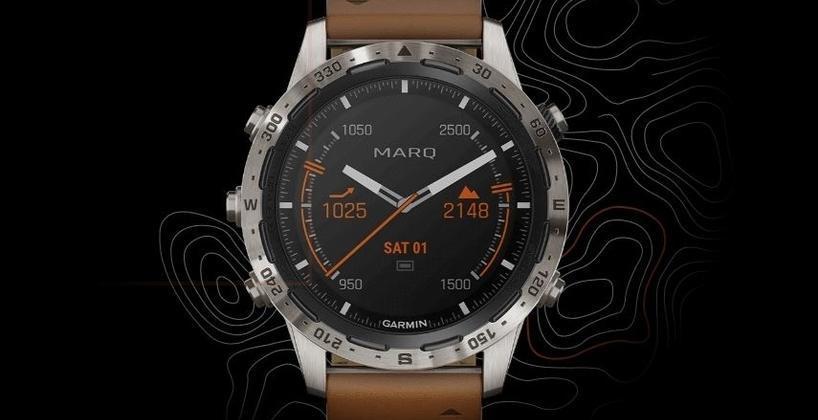 Garmin выпустила часы MARQ для путешественников, автогонщиков и авиаторов (Capture2)
