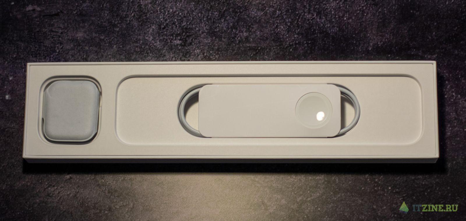 Адаптера в комплекте с Apple Watch series 6 теперь нет