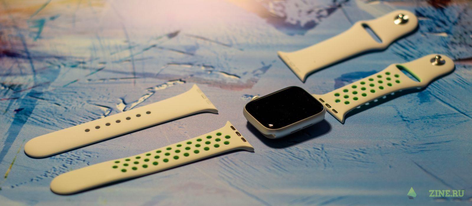 Первый взгляд: обзор Apple Watch series 6 cо сканером кислорода в крови (DSC 9211)