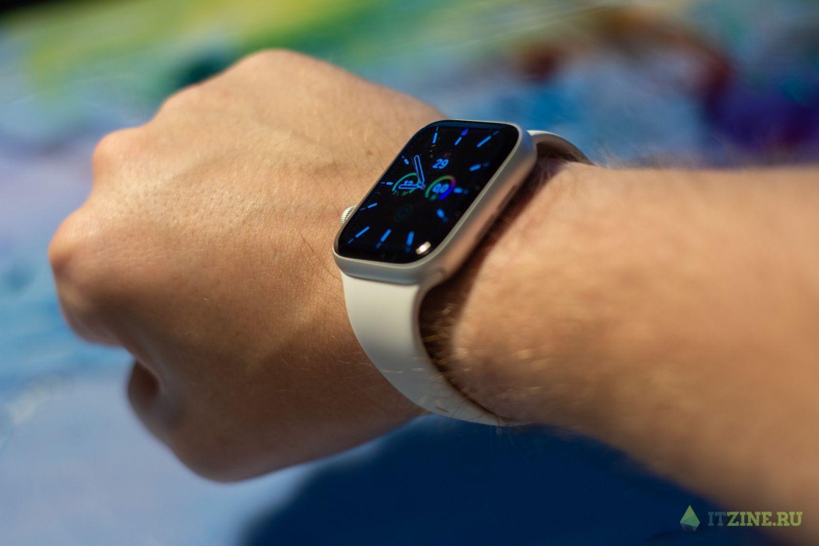 Первый взгляд: обзор Apple Watch series 6 cо сканером кислорода в крови (DSC 9215 1)