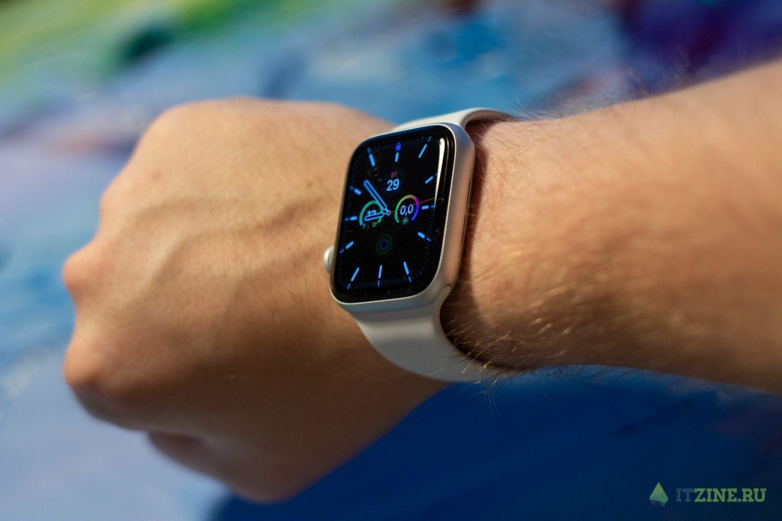 Первый взгляд: обзор Apple Watch series 6 cо сканером кислорода в крови (DSC 9221)