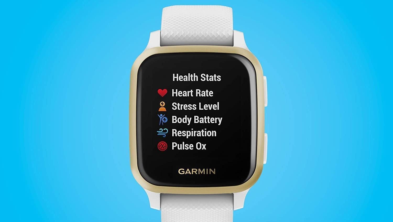 Garmin выпустил часы Venu Sq в новом корпусе (GoTwURf2DF8w)