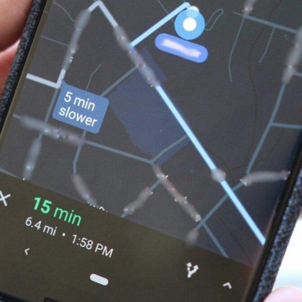 В приложение Google Maps добавили тёмную тему (Google Maps 1280x720 1)