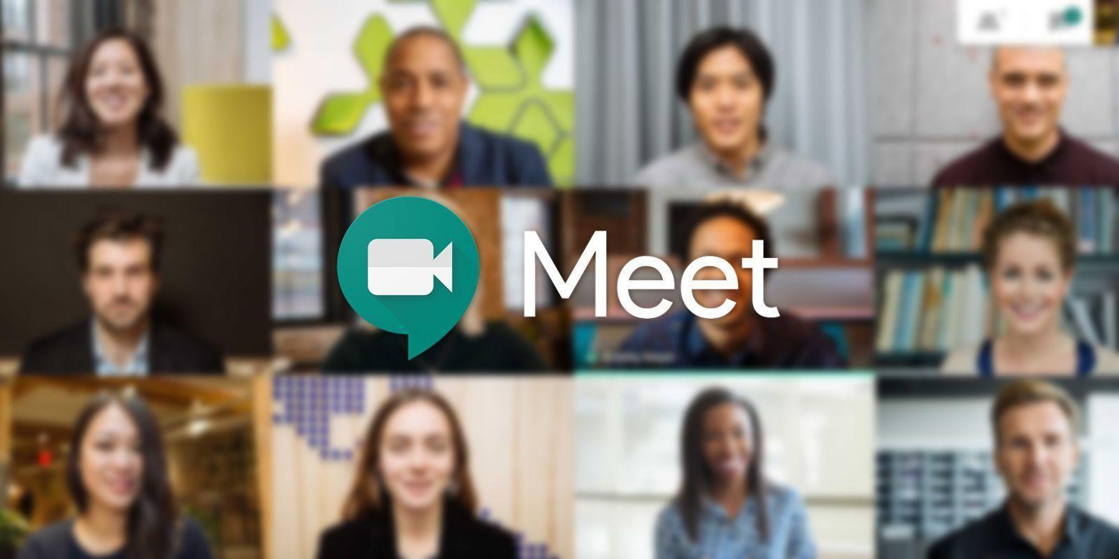 В Google Meet для Android и iOS появилась функция шумоподавления (Google Meet 1.max)
