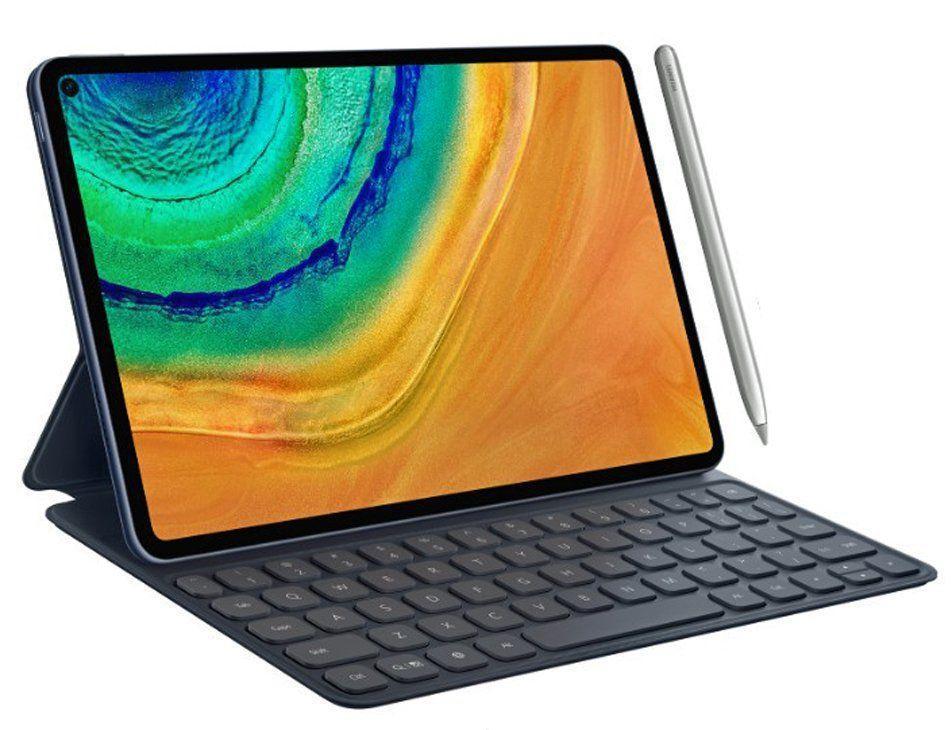 Huawei готовится выпустить флагманский планшет с новым процессором Kirin 9000 (Huawei MatePad Pro 1)
