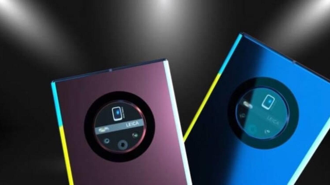 Серию смартфонов Huawei Mate 40 представят 22 октября (Huawei mate 40 04 1 1280x720 1)