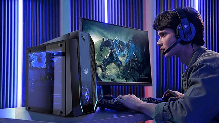 В ПК Predator Orion будут новые видеокарты NVIDIA RTX 30 (Predator Orion 3000 PO3 620 Standard 06)