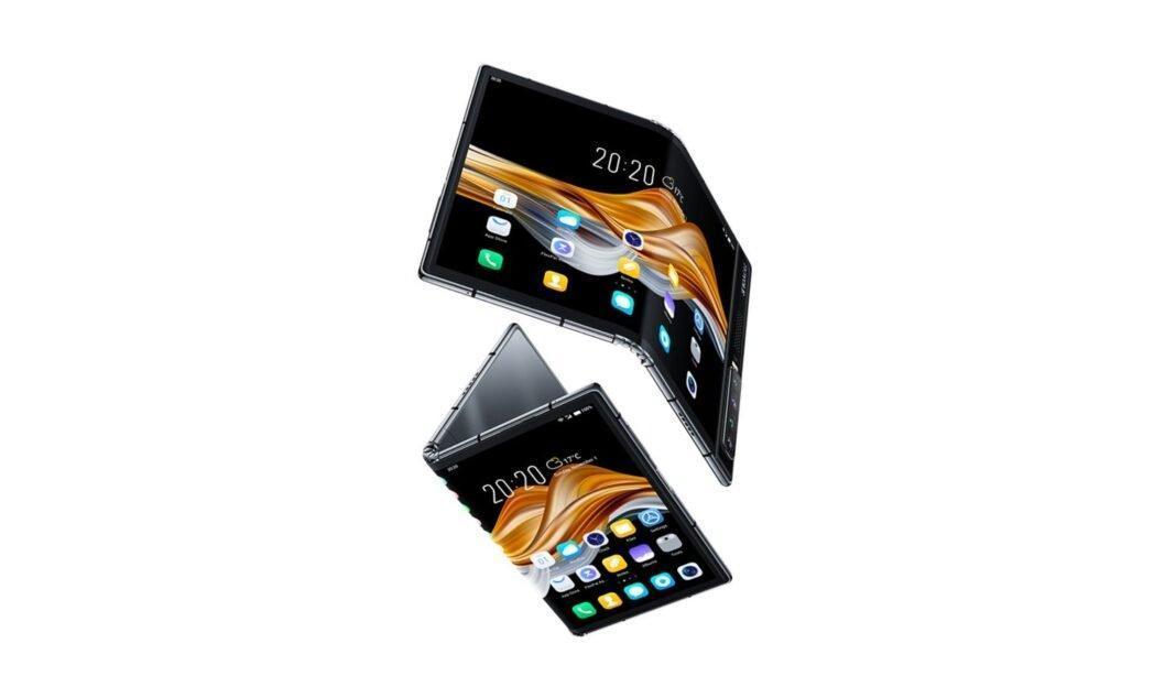"Представлен складной смартфон Royole FlexPai 2 - ""бюджетный"" аналог Galaxy Z Fold2 (Royole FlexPai 2 Cosmic Gray Featured 1068x634 1)"