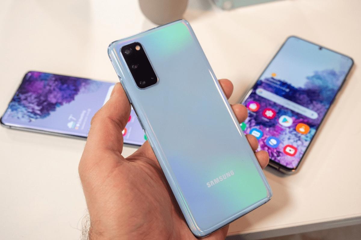 Текстовая прямая трансляция презентации Galaxy Unpacked 23 сентября на русском языке (Samsung Galaxy S20 hands on camera large)